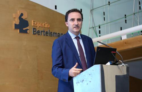 Juan José Juárez, senior project manager de la Fundación Bertelsmann