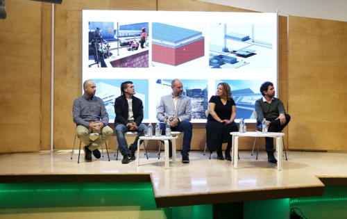 Mesa redonda sobre «Competencias digitales para la transformación del sector hacia una industria de la construcción 4.0: más allá de BIM»